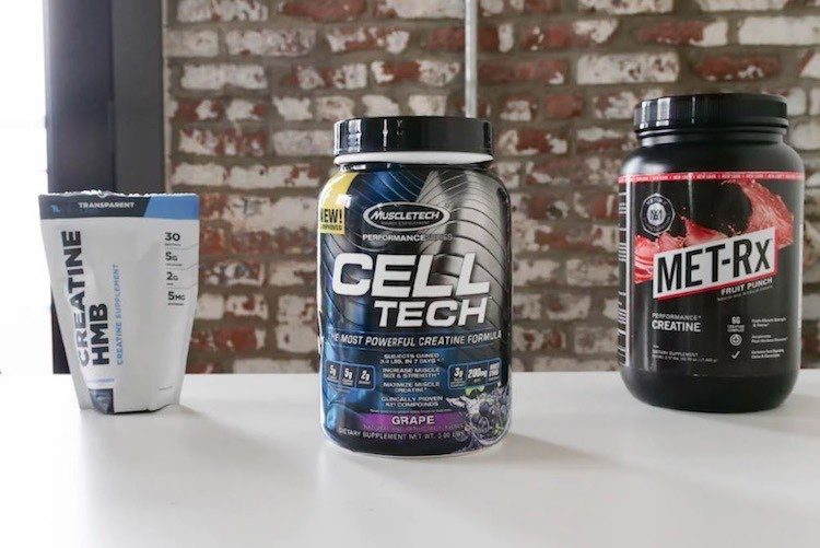 Best Creatine stack