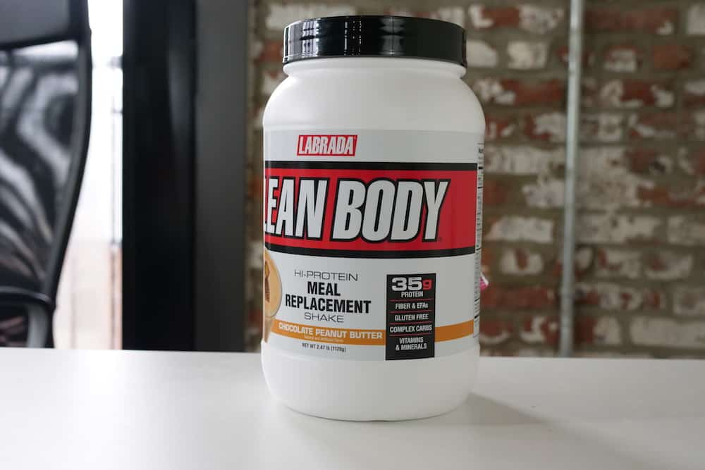 Labrada Nutrition Lean Body Review
