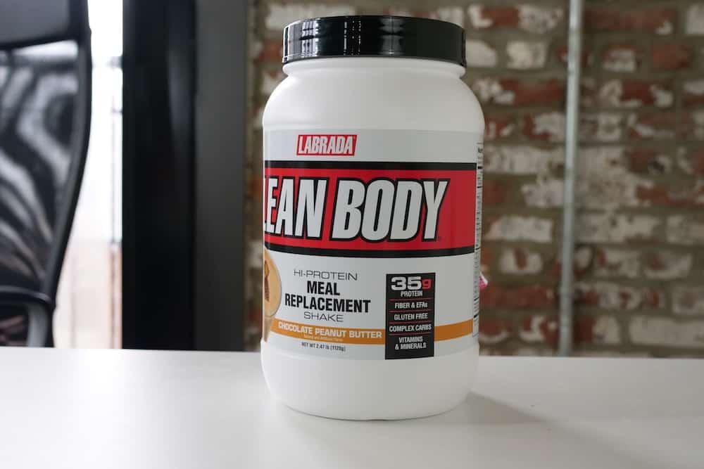 Labrada Nutrition Lean Body Review