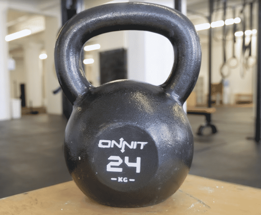 Onnit Kettlebell Construction