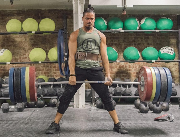 Barbell CEO Deadlift Athlete