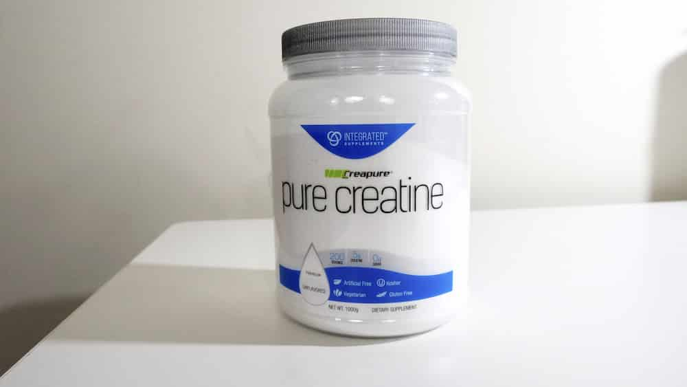 Integrated Supplements Pure Creatine Review