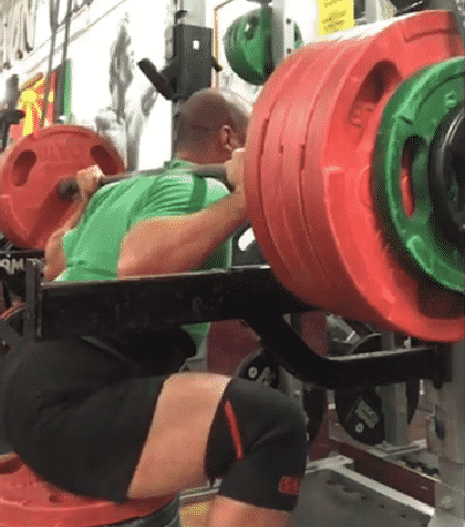 Reverse Band Box Squat Muscles Worked And Benefits Barbend