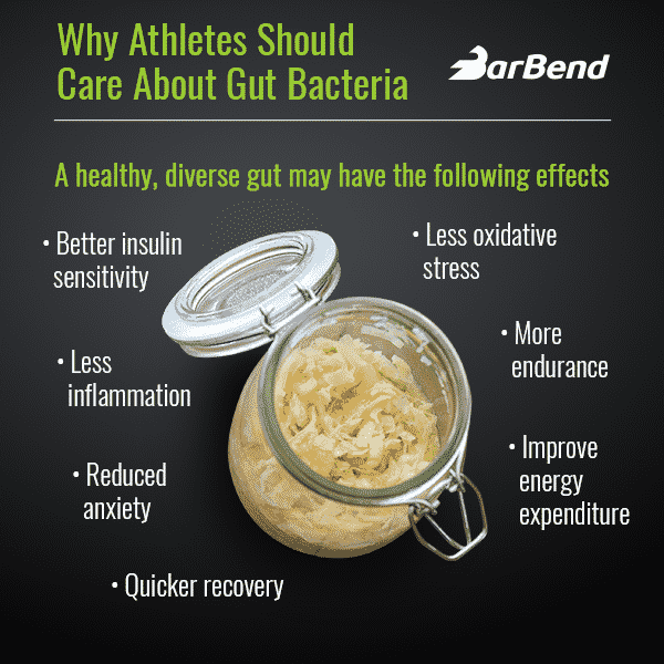 Athletes and probiotics