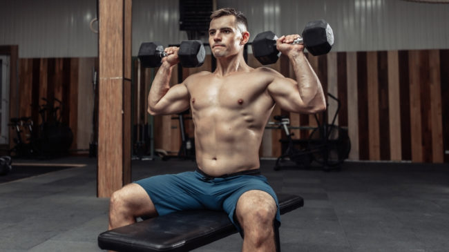 Increase Your Bench Press Without Benching
