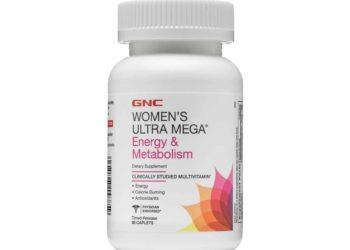 GNC Women's Ultra Mega Energy Metabolism