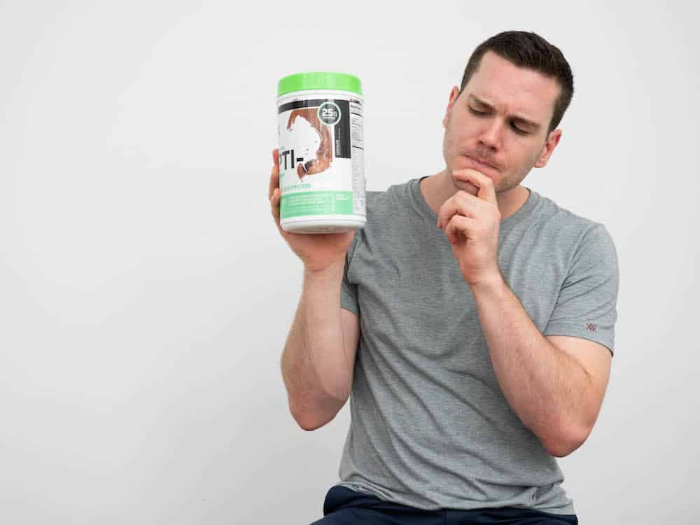 ON's Opti-Fit, a meal replacement shake