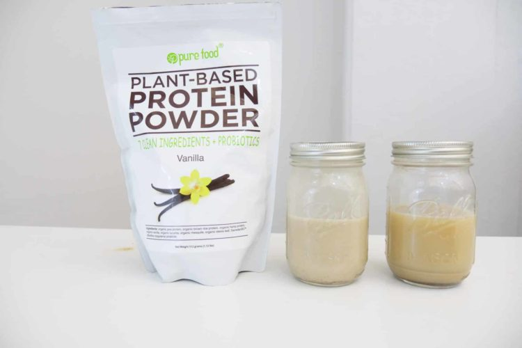 Pure Food Plant Based Protein Review