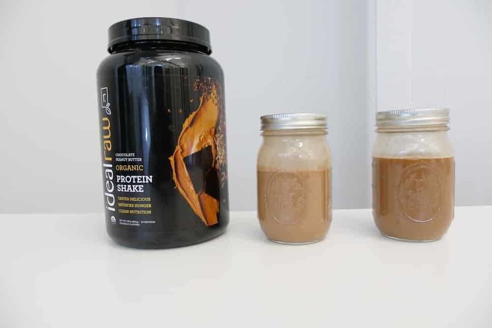 P1499069P1499013Ideal Raw Organic Protein Shake Taste