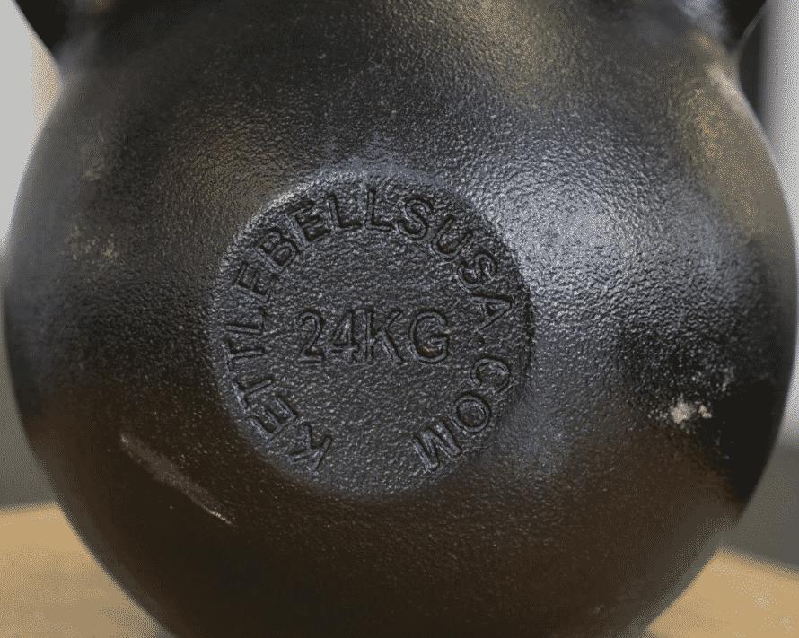 Kettlebells USA Metrixx® Classic E-Coat Kettlebell Construction