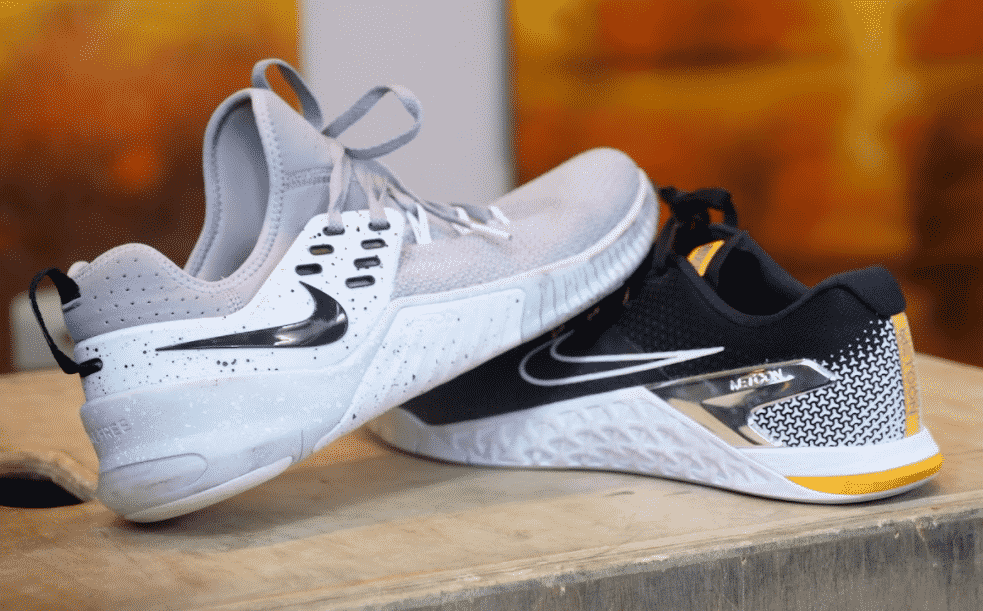 7b522a531551 Nike Metcon 4 Vs. Nike Free x Metcon — What s the Difference  - BarBend