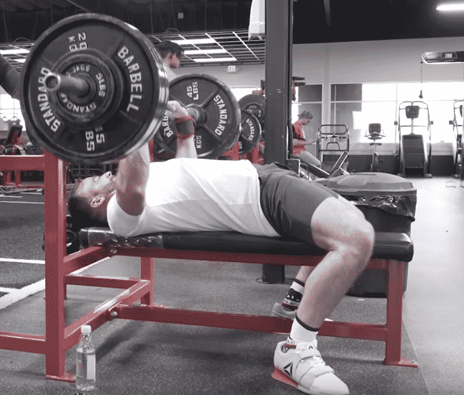 Elbow Tuck And Flare In The Bench Press How To Find The