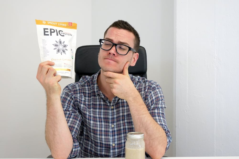 Sprout Living Epic Plant-Based Protein