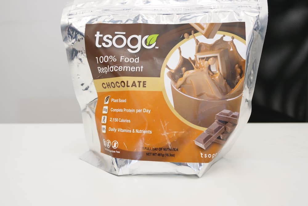 Tsogo back in chocolate flavor