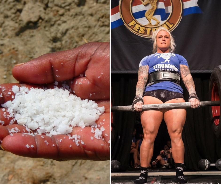 The Surprising Benefits of Salt for Strength Athletes - BarBend