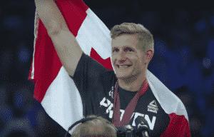 Brent Fikowski 2017 CrossFit Games