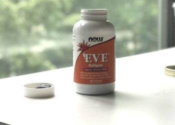 Review of Eve Women's Multi Capsule