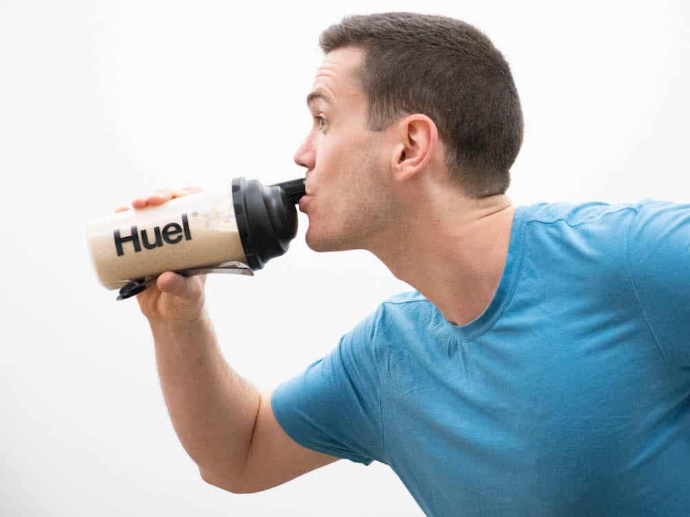 Trying Huel