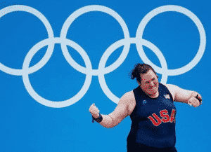 Sarah Robles Olympics