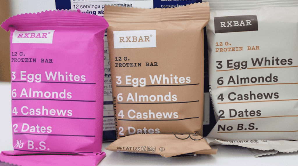 RXBAR Variety Pack.