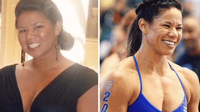 Chyna Cho CrossFit Transformation.