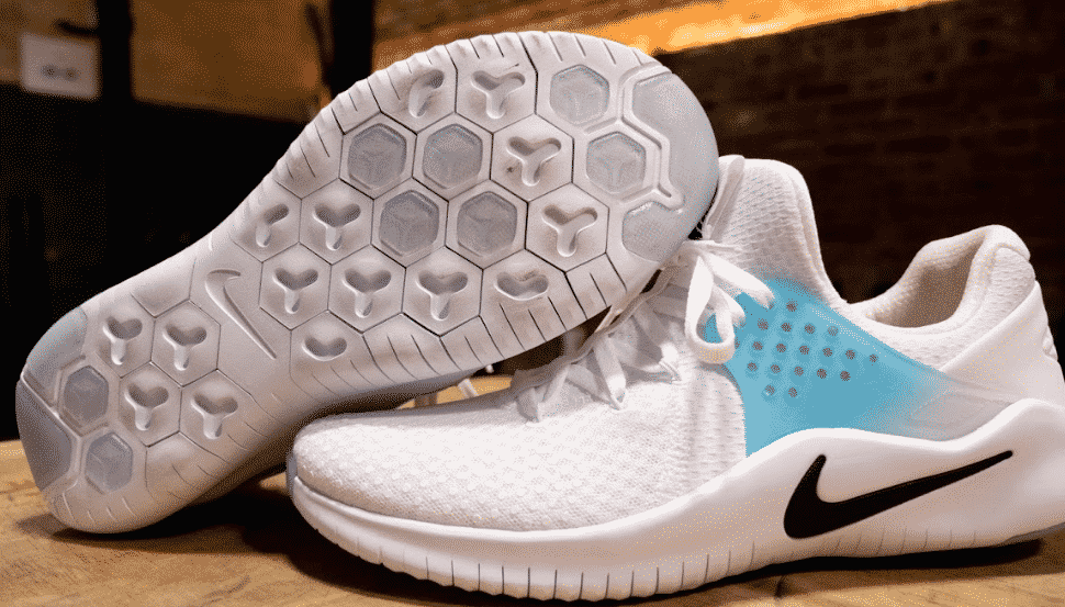 Nike Free TR V8 Outsole Construction