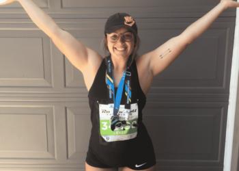 Strength Loss Results After Running Marathon