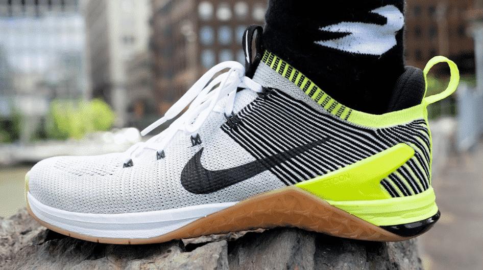 Nike Metcon DSX Flyknit Upper Shoe Material