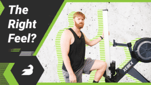 A review of Get RXd's Xebex Rower