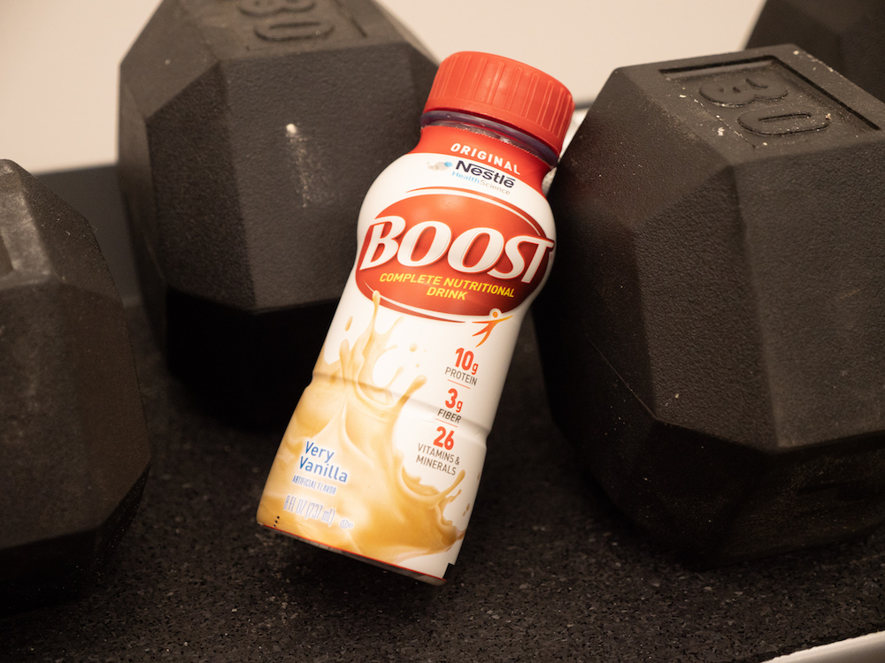 Boost Nutritional Shake