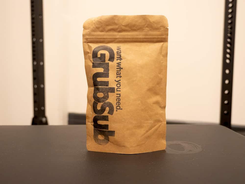 GrubSub Packaging