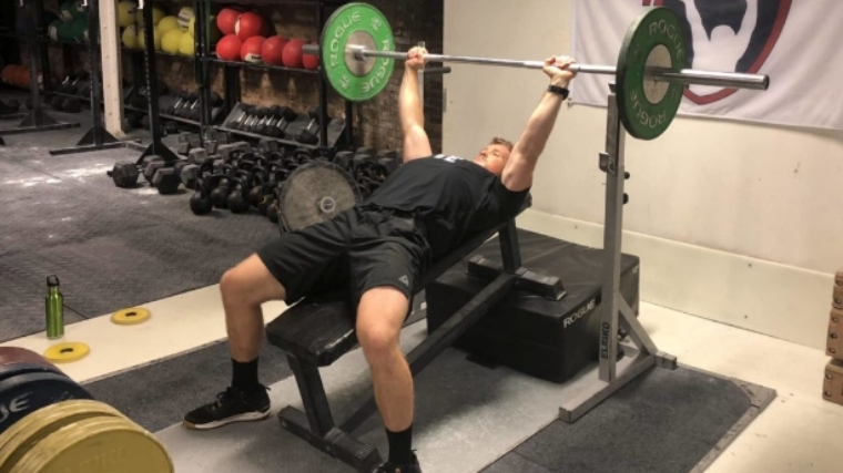 Incline Bench Grip