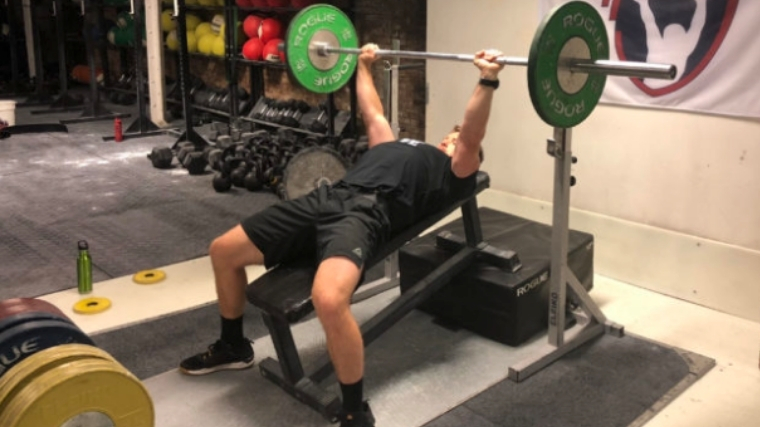 Incline Bench Finish Lift