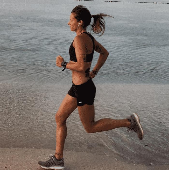 Total-Body Kettlebell Circuit For Runners