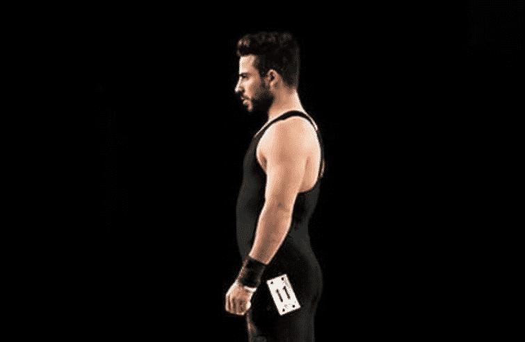 Kianoush Rostami weight change