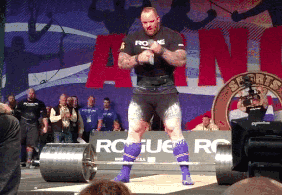 Who Can Beat Eddie Hall's 500kg Deadlift Record? (A Short List