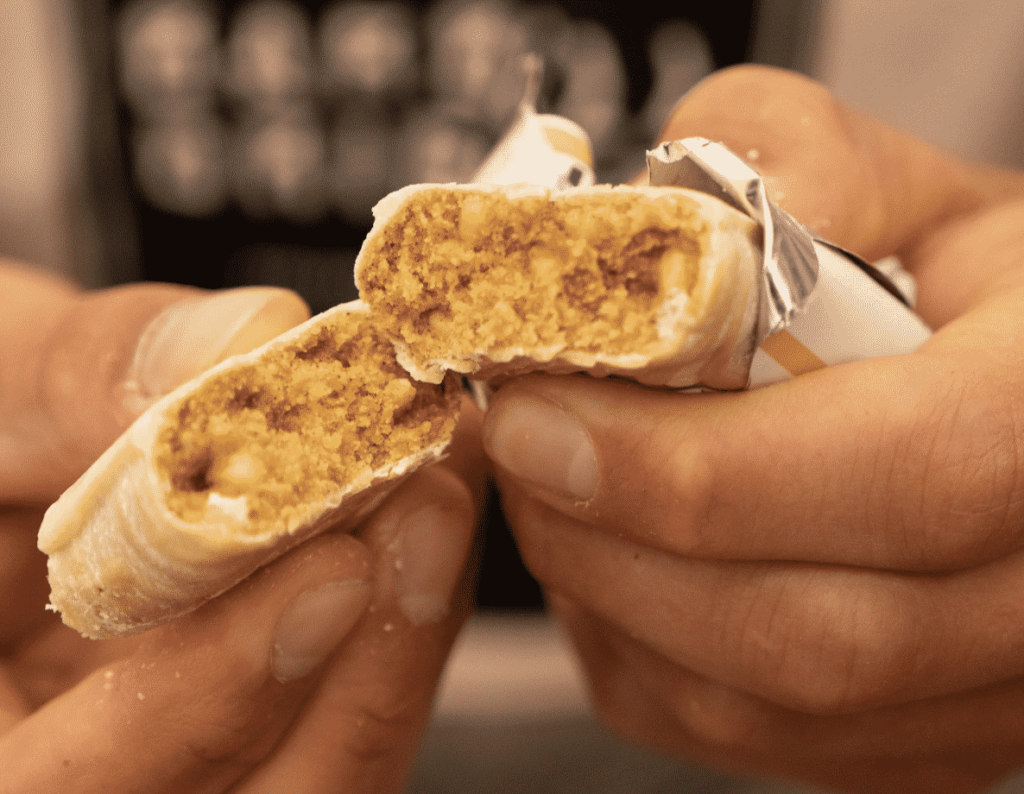 Cinnamon Roll One Bar