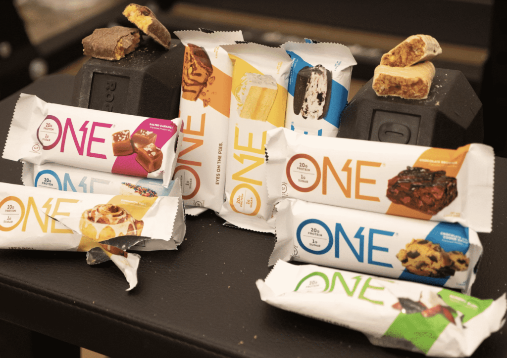 One Bar Nutrition Facts