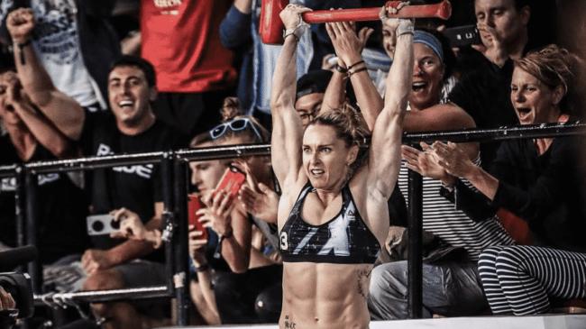 Samantha Briggs Is Having 2018 Reebok CrossFit Games Visa Issues