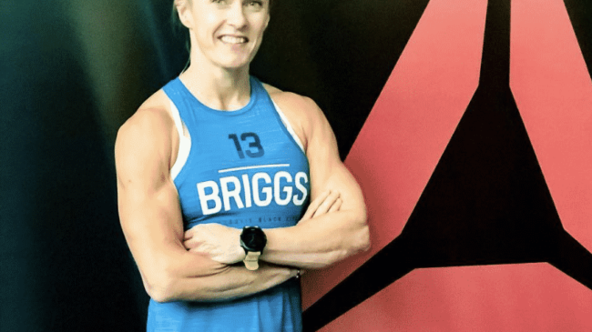 Sam Briggs Announces She Made It to 2018 Reebok CrossFit Games