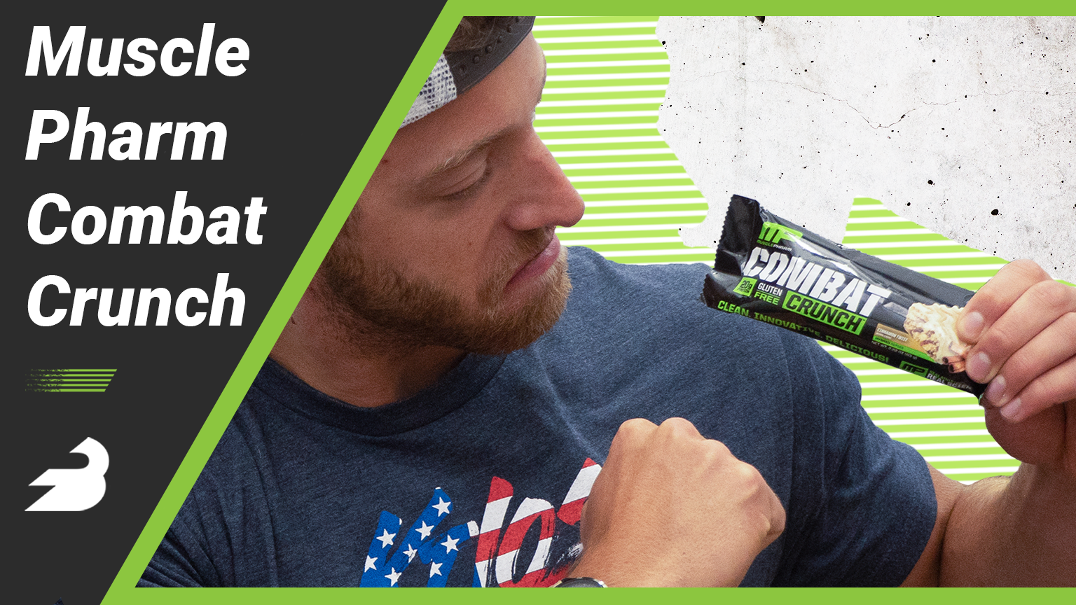 MusclePharmR Combat Crunch Protein Bar Review Are They Too