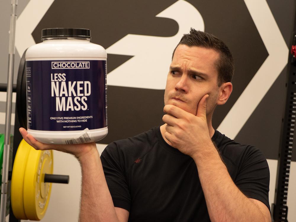 Less Naked Mass Taste