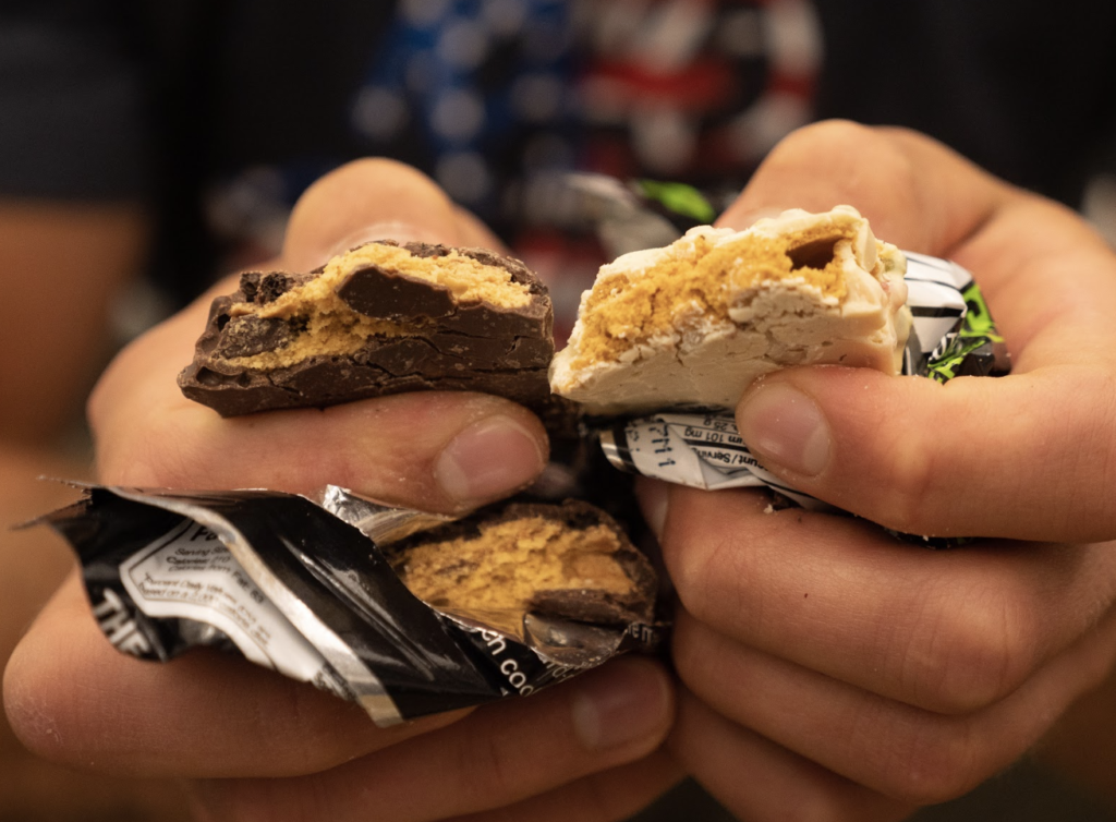 MusclePharm Combat Crunch Taste Test