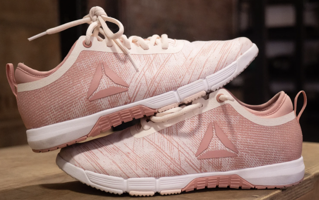 Reebok Speed Her TR Construction