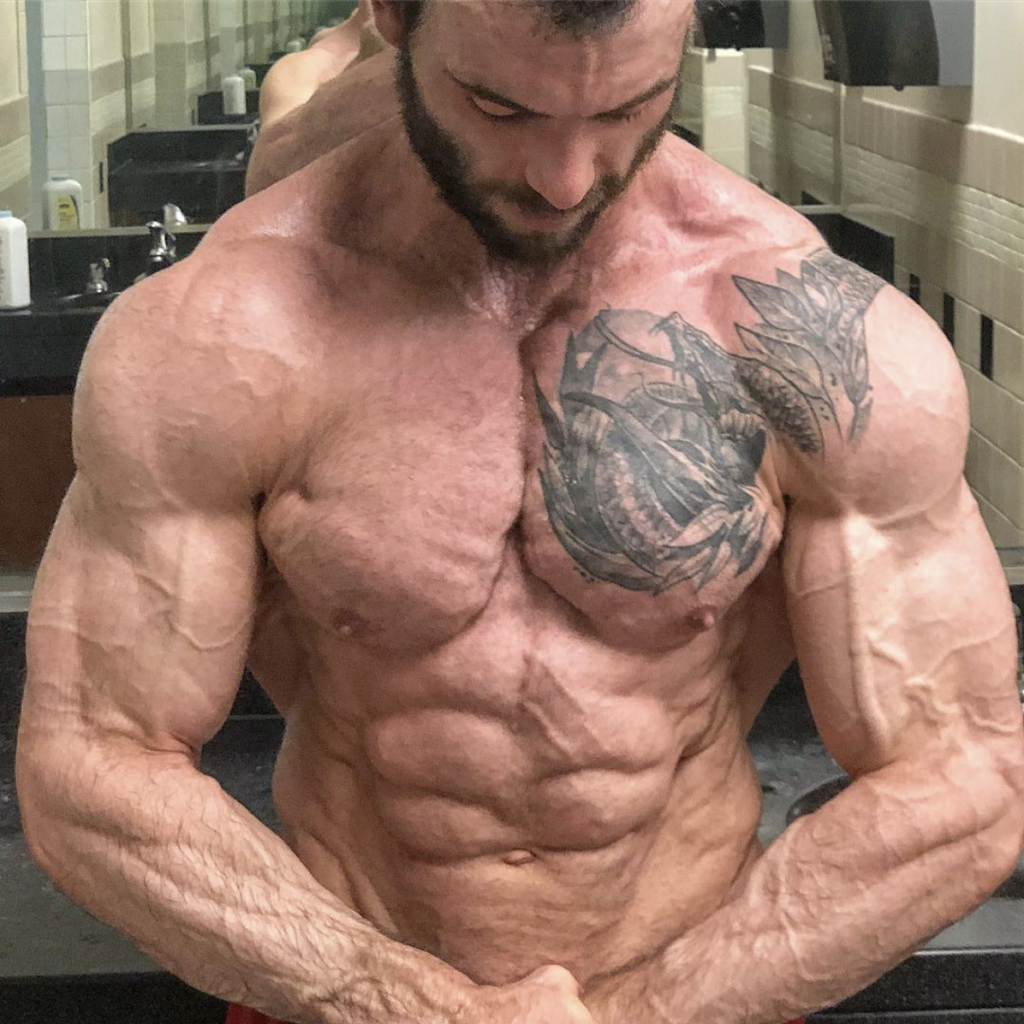 Ben Pollack Powerlifting Diet