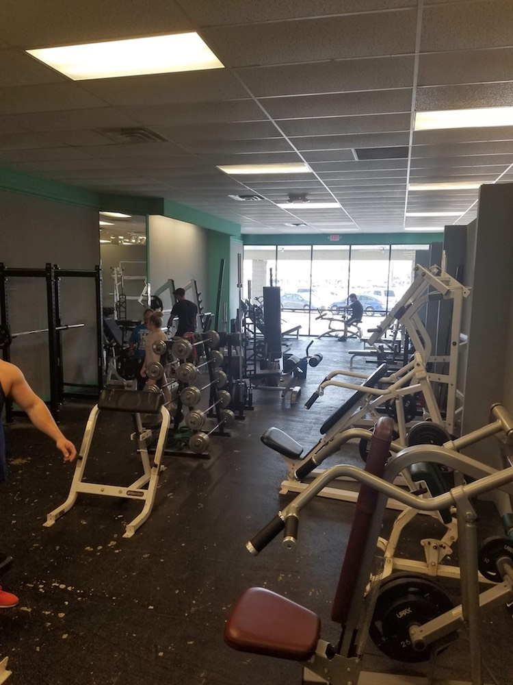 Strongman Gym