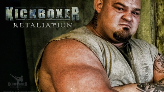 Brian Shaw Kickboxer Retaliation