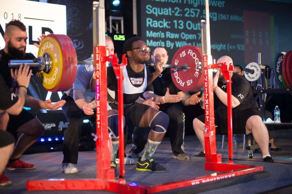 2019 Arnold Classic Strength Sports Powerlifting Event Schedule