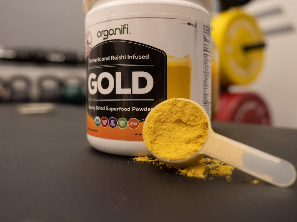 Organifi Gold Powder