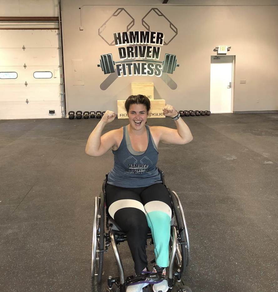 Hammer Driven Fitness - Steph Hammer